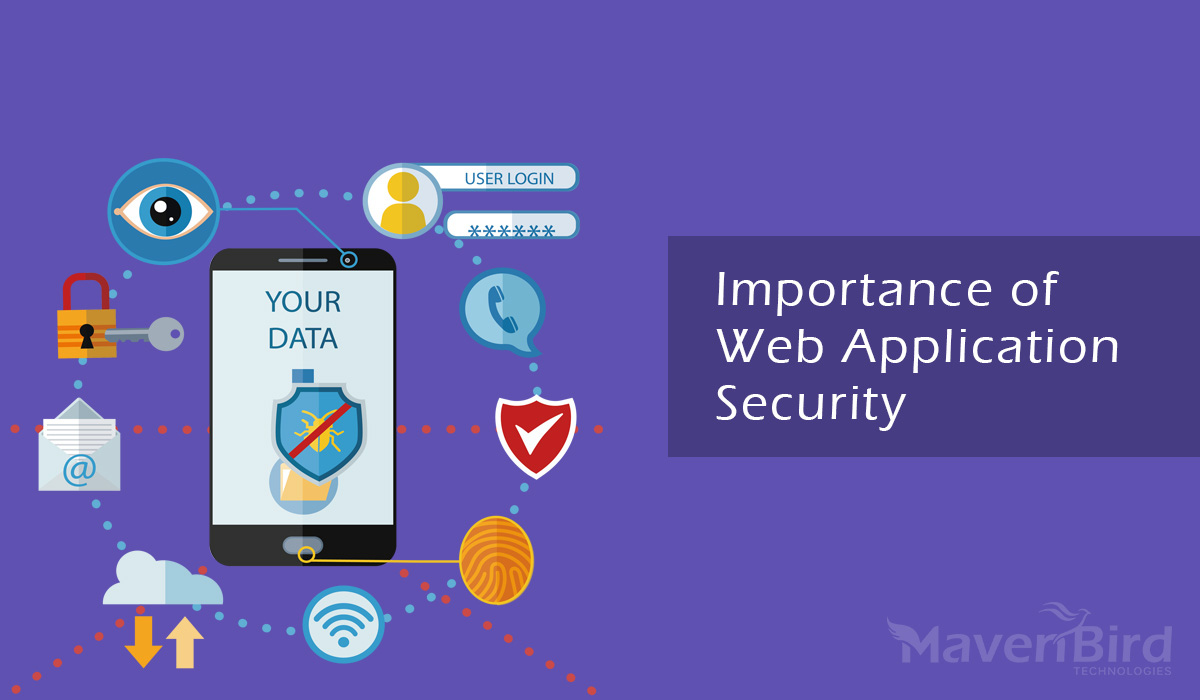 IMPORTANCE OF WEB APPLICATION SECURITY