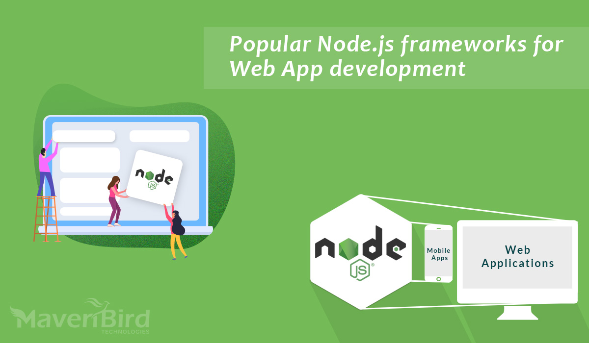 POPULAR NODE.JS FRAMEWORKS FOR WEB APP DEVELOPMENT